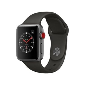 Apple Watch Series 3 GPS 42mm (GPS + CELLULAR) - Black