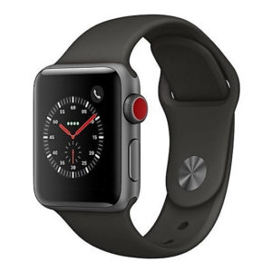 Apple Watch Series 3 GPS 42mm (GPS) - Black
