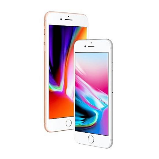 Apple iPhone 8 4 7-Inch HD (2GB,64GB ROM) IOS 11, 12MP + 7MP 4G Smartphone  - Gold