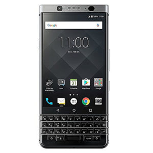 BlackBerry KEYone 4.5-Inch IPS (3GB, 32GB ROM) Android 7.1 Nougat, 12MP + 8MP 4G Smartphone - Black