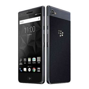 BlackBerry Keyone Motion (4GB, 32GB ROM) Android 7.1 Nougat, 12MP 4G Smartphone - Single Sim - Black