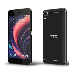 HTC Desire 10 Pro 5.5-Inch FHD (4GB, 64GB ROM) Android 6.0 Marshmallow, 20MP + 13MP Dual Sim 4G Smartphone - Stone Black