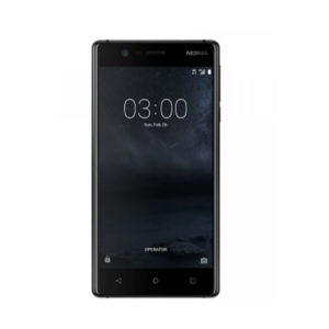 Nokia 3 5-Inch IPS (2GB, 16GB ROM) Android 7.0 Nougat, 8MP + 8MP LTE Smartphone