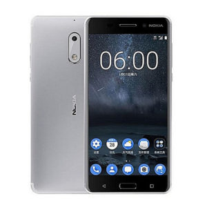 Nokia 5 5.2-inch (2GB,16GB ROM) 13MP + 8MP, Android 7.1 Nougat Dual SIM 4G Smartphone - Silver
