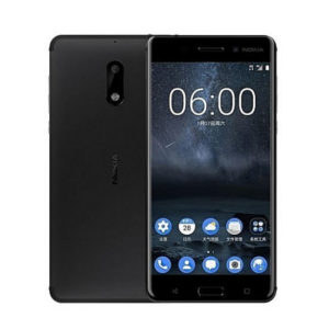 Nokia 6 5.5-Inch IPS (3GB, 32GB ROM) Android 7.1 Nougat, 16MP + 8MP Hybrid Dual SIM Smartphone - Black