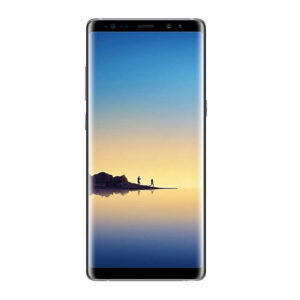 Samsung Galaxy Note 8 6.3-Inch QHD (6GB,64GB ROM) Android 7.1 Nougat, 12MP + 8MP Dual SIM 4G Smartphone - Midnight Black