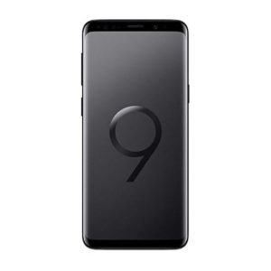 Samsung Galaxy S9 5.8-Inch QHD (64GB, 4RAM) Android 8.0 Oreo, 12MP + 8MP Dual SIM 4G Smartphone - Midnight Black