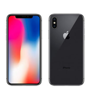 iphone x grey