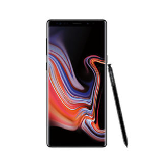 Samsung Note 9 black