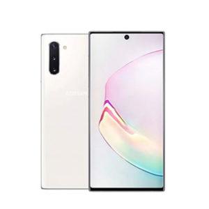 Samsung note 10 aura white