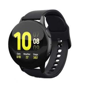 3D Models > Smart watch > Samsung Samsung Galaxy Watch Active 2 44mm Aluminium Aqua Black