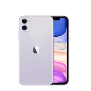 Apple iphone 11 purple