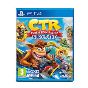 playstation 4 crash team racing