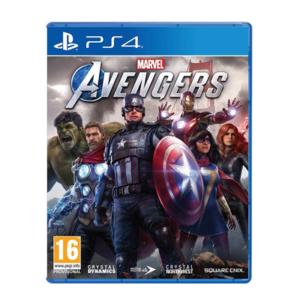 PlayStation 4 Marvels Avenger