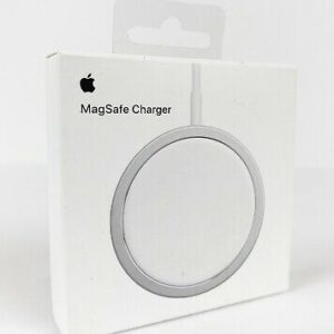 Apple MagSafe Charger Transparent-White